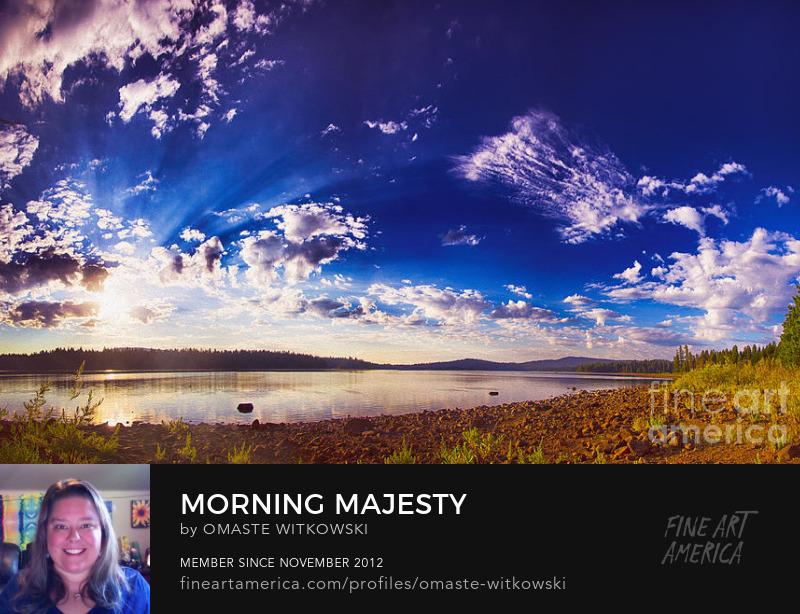 Morning Majesty Landscape