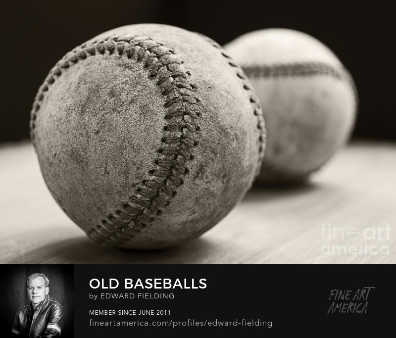 baseball Photography Prints