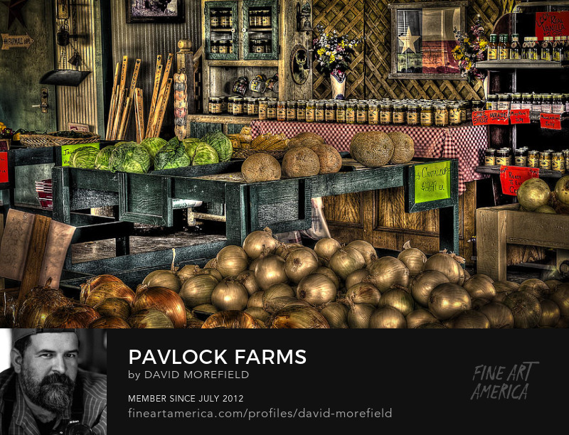 Pavlock Farms by David Morefield