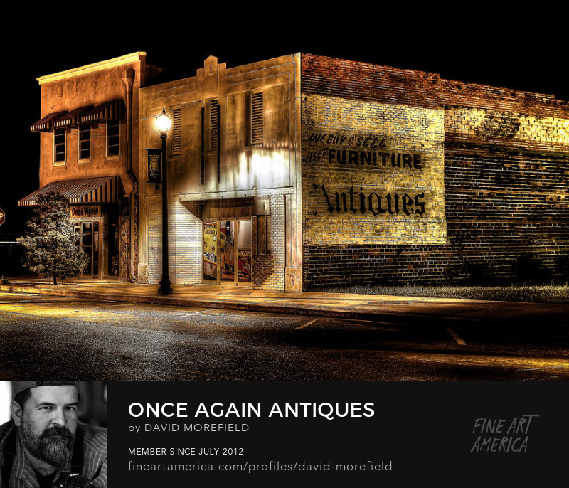 Once Again Antiques by David Morefield