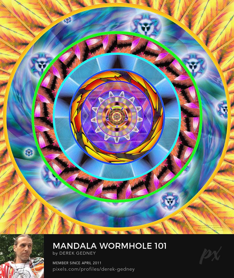 SacredLife Mandalas
