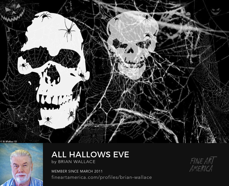 All Hallows Eve by Brian Wallace