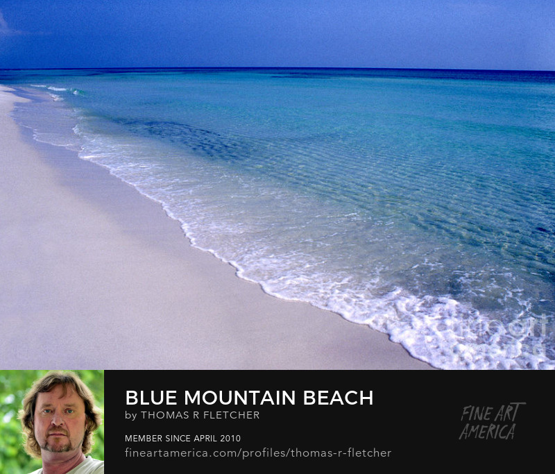 Blue Mountain Beach Florida Gulf of Mexico