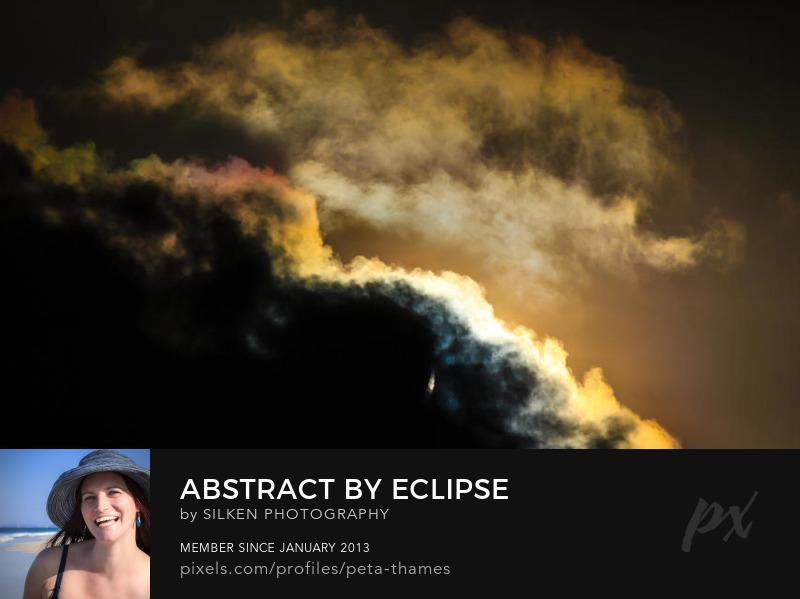 Light from an Eclipse