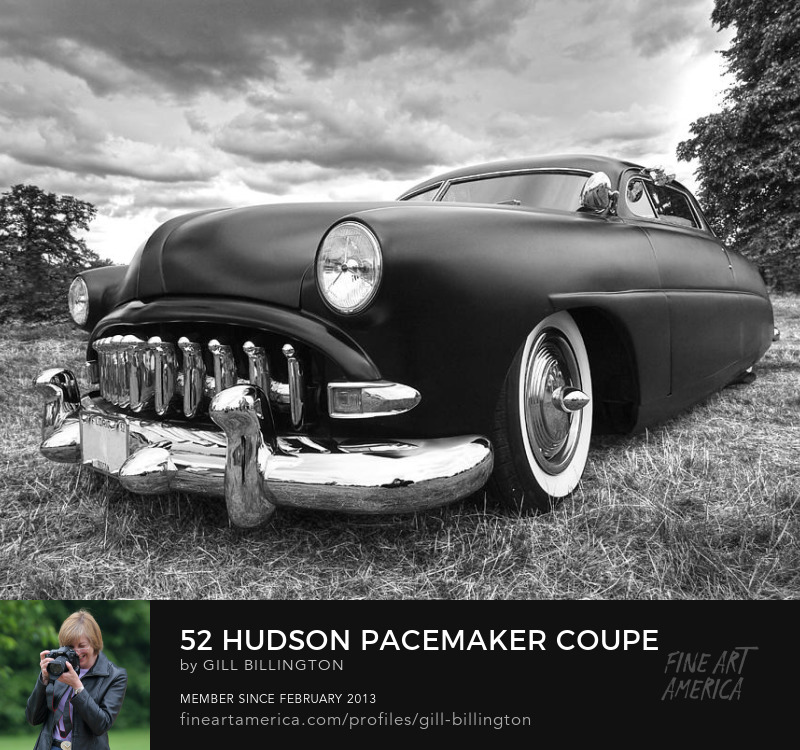 52 Hudson Pacemaker Coupe