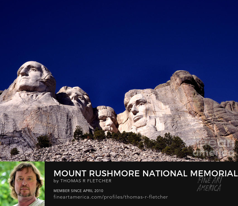 Photography Prints Mount Rushmore