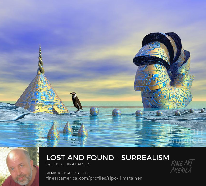 Surrealism Prints