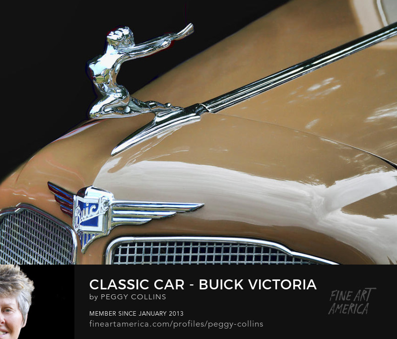 classic car buick victoria photograph by peggy collins