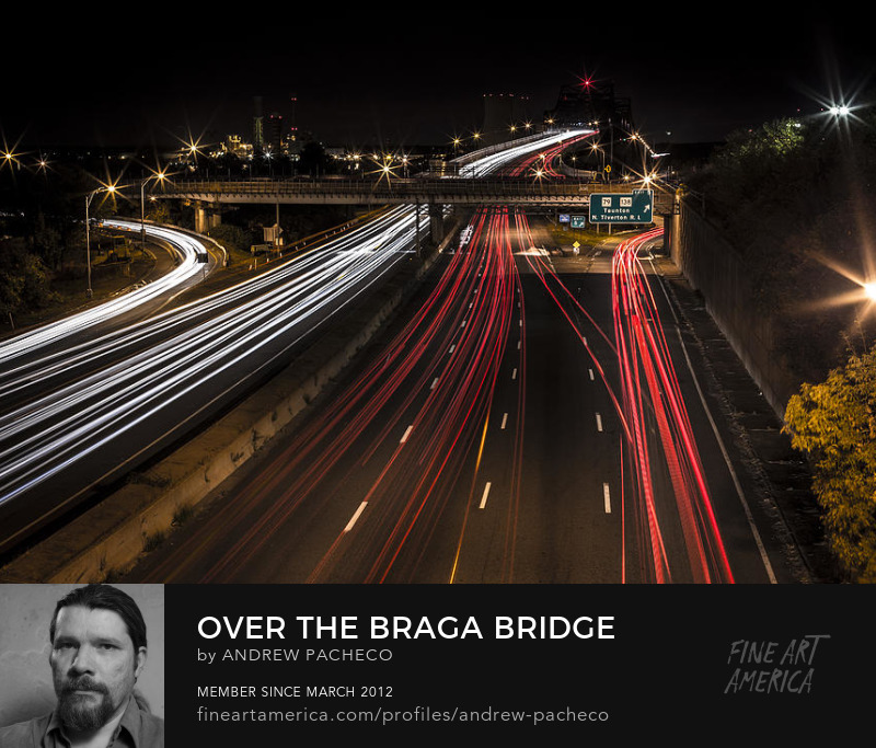 Braga Bridge Photograph by Andrew Pacheco