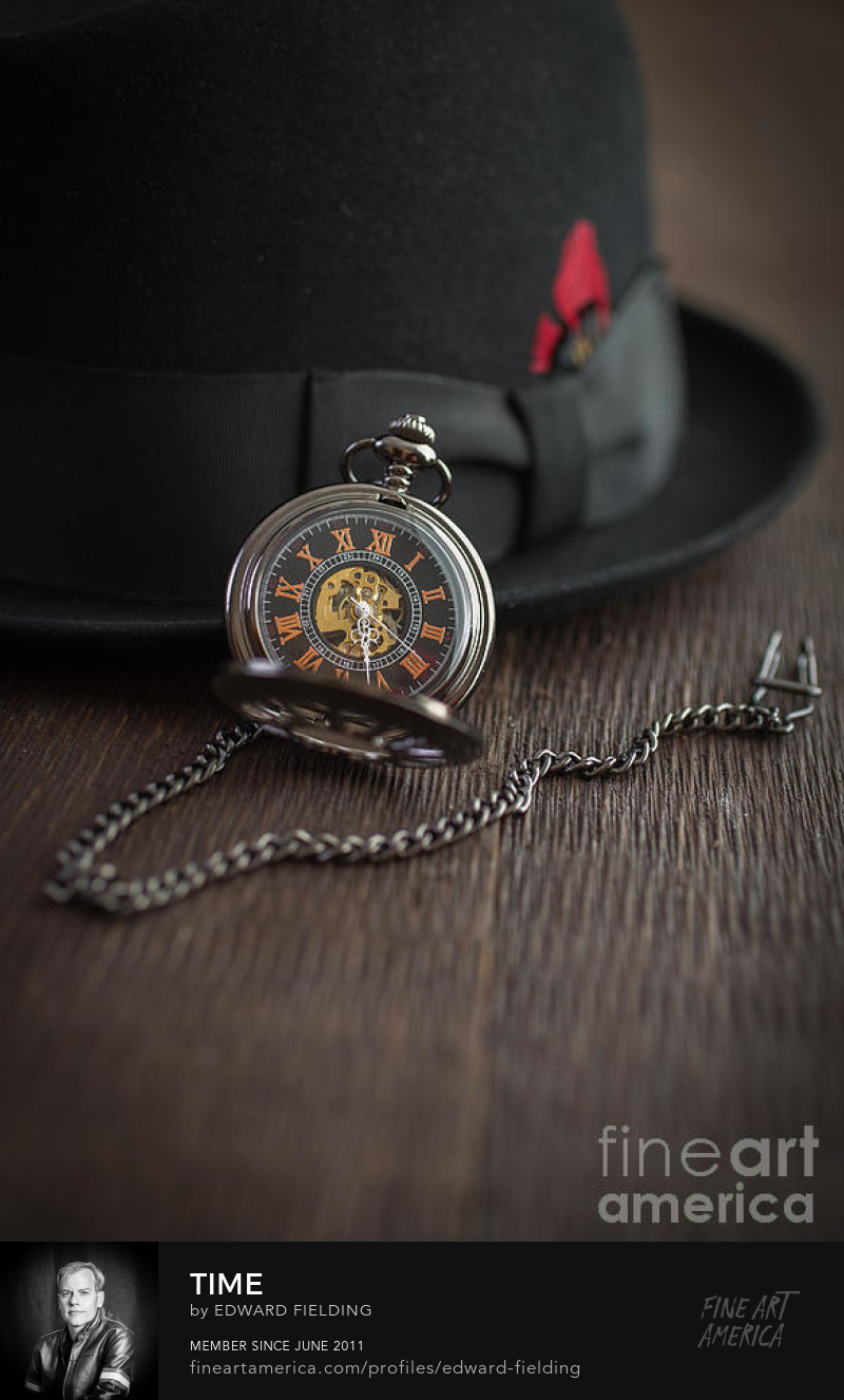 pocket watch Photography Prints
