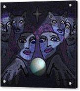062 - Demons B Acrylic Print