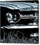 1964 Corvair 500 Acrylic Print