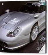 1997 Porsche 911 Gt1 Street Version Acrylic Print