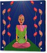 849 - Inner  Balance   Acrylic Print