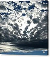 A Glorious Cloudscape Acrylic Print