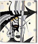 Abstraction 269 - Marucii Acrylic Print