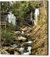 Amacola Falls Acrylic Print