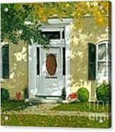 Autumn Sunlight Acrylic Print