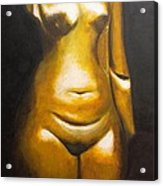 Before Us Iv Nefertiti Acrylic Print