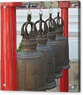 Bells Acrylic Print