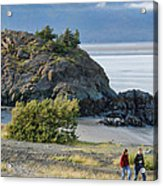 Beluga Point  Acrylic Print