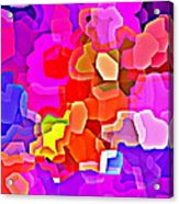 Bold And Colorful Phone Case Artwork Designs By Carole Spandau Cbs Art Exclusives 101 Acrylic Print