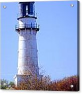 Cape Elizabeth Lighthouse Acrylic Print
