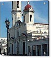 Catedral Mi Ciudad. Acrylic Print