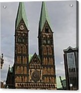 Cathedral Bremen - Germany Acrylic Print