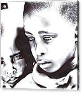 Children Should Not Be Sad ... Acrylic Print