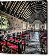 Church Of St Mary Acrylic Print
