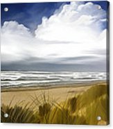 Coastal Breeze Acrylic Print