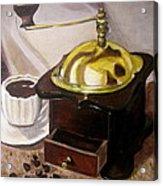 Cup Of Coffee Acrylic Print