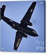 De Havilland Canada Dhc-4 Caribou Acrylic Print