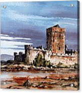 Doe Castle In Donegal Acrylic Print