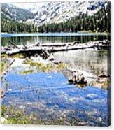 East Lake Acrylic Print