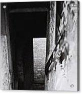 Ephrata Cloisters Stairway Acrylic Print