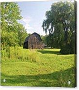 Evergreen Trails 7523 Acrylic Print