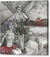 Fairys Lesson Acrylic Print