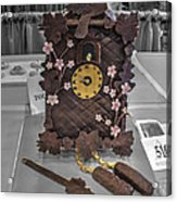 Grand National Wedding Cake Competition 516 Acrylic Print