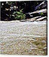 Granite River Acrylic Print