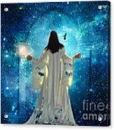 Heavens Door Acrylic Print