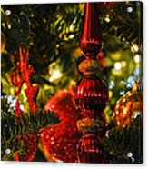 Holiday Decorations Acrylic Print