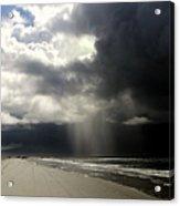 Hurricane Glimpse Acrylic Print