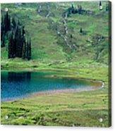 Image Lake Acrylic Print
