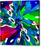 Iphone Cases Colorful Rich Bold Abstracts Cell Phone Covers Carole Spandau Cbs Designer Art 164  Acrylic Print