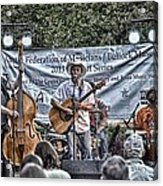 John Arthur Martinez Band Acrylic Print
