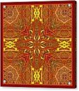 Keltic Cross Acrylic Print
