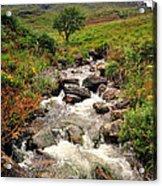Kerry Mountains Acrylic Print