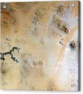 Koufra Oasis Libya Acrylic Print